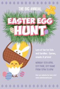 Easter Egg Hunt, kids event