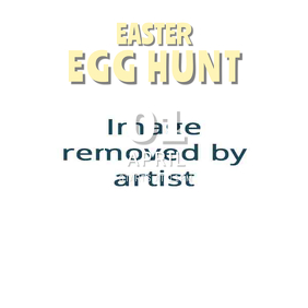 Easter Egg Hunt Instagram Post Template