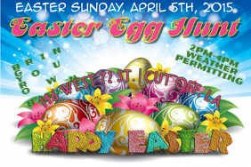 Easter/Egg Hunt Kids Party