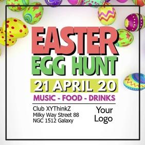 Easter Egg Hunt Party Event