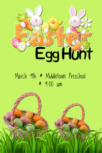 1030 customizable design templates for easter egg hunt postermywall easter egg hunt maxwellsz