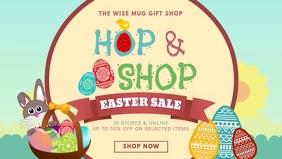 Easter Egg Shopping Facebook Video