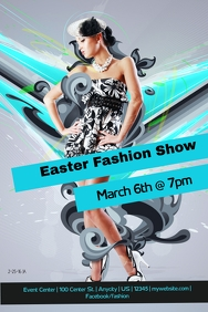 Easter Fashion Show