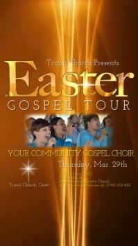 Easter Gospel Tour