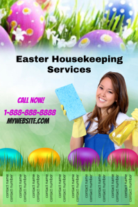 Easter Housekeeping Service