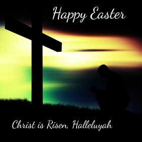 Easter Instagram Template