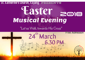 Easter Musical Evening