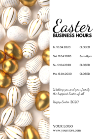 Easter Opening Times Customer Information