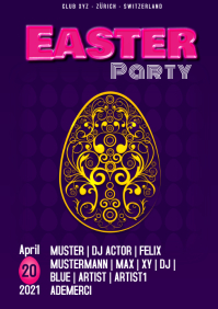 Easter Party Bunny Event