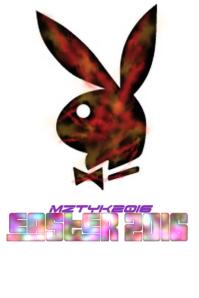 Easter Playbunny Playboy Magazine Cover Similar Design Templates