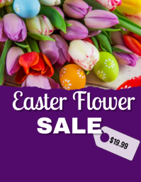 EASTER SALE EASTER FLOWERS