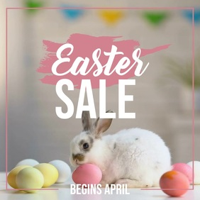 easter sale event instagram promotion