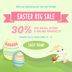 Easter Sale Instagram Image