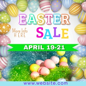 Easter Sale Video