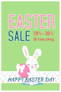 Easter Sales Flyer