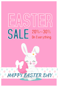 Easter Sales Flyer