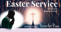 Easter Service Special Guest Event Church template