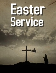 easter service video church