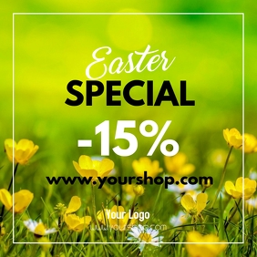 Easter Special Sale instagram store shopping