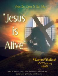 Easter Sunday Church Service