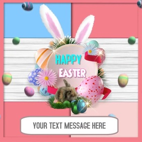 Easter Video card