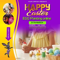 easter video4 online painting