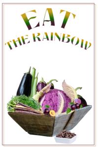 EAT THE RAINBOW PURPLE