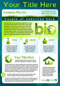 Eco Campaign Flyer