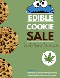 EDIBLE COOKIES