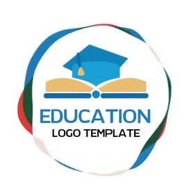 EDUCATION EDUCATIONAL LOGO AD SOCIAL MEDIA template