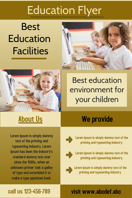 education flyer template,business flyer template,poster