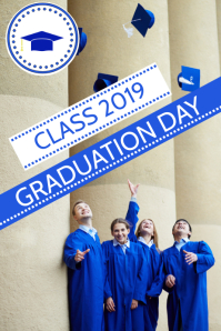 educational flyer,graduation day flyer