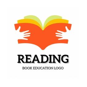 EDUCATIONAL LOGO DESIGN Template 方形(1:1)