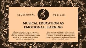 Educational Online Webinar Template