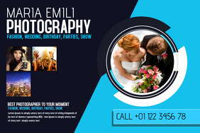 Photography Poster Templates Postermywall