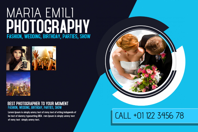 Business Promotion Photography