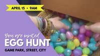 Egg hunt contest