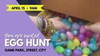 Egg hunt contest