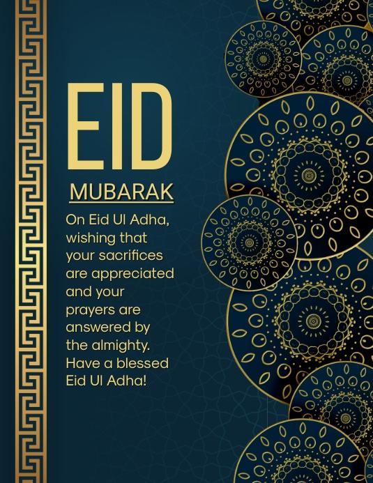 copy of eid eventeid ul adha  postermywall