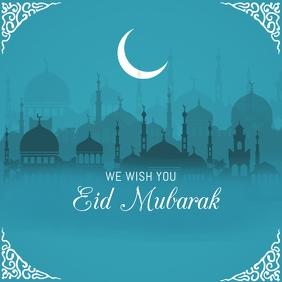 Eid, ramadan instagaram post