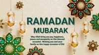Eid,Ramadan,event Twitter Post template