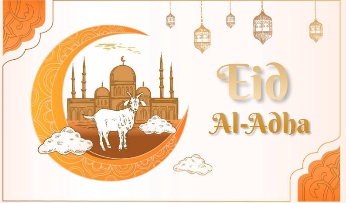 Eid Al-Adha Tanda template