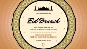 Eid Brunch at Community Center Banner