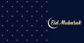 eid Facebook 共享图片 template