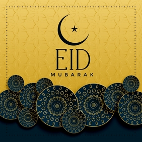 Eid flyers, Ramadan instagram post