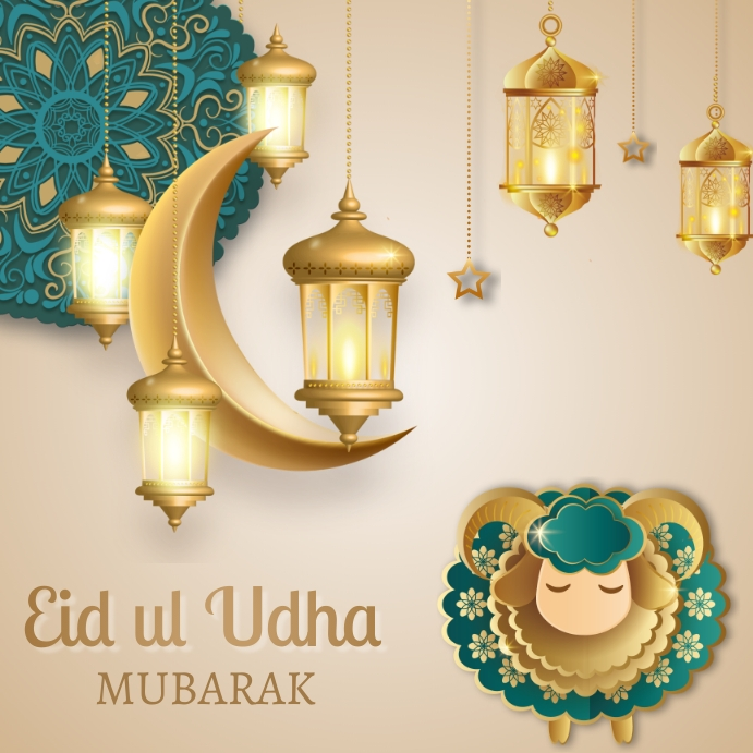 Eid flyers,Ramadan Instagram post Pamflet (Letter AS) template