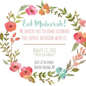 Eid Invite