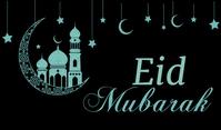Eid Mubarak Tag template