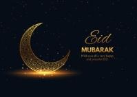 Eid Mubarak Ikhadi leposi template