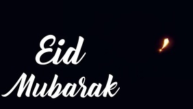 Eid Mubarak Facebook Template